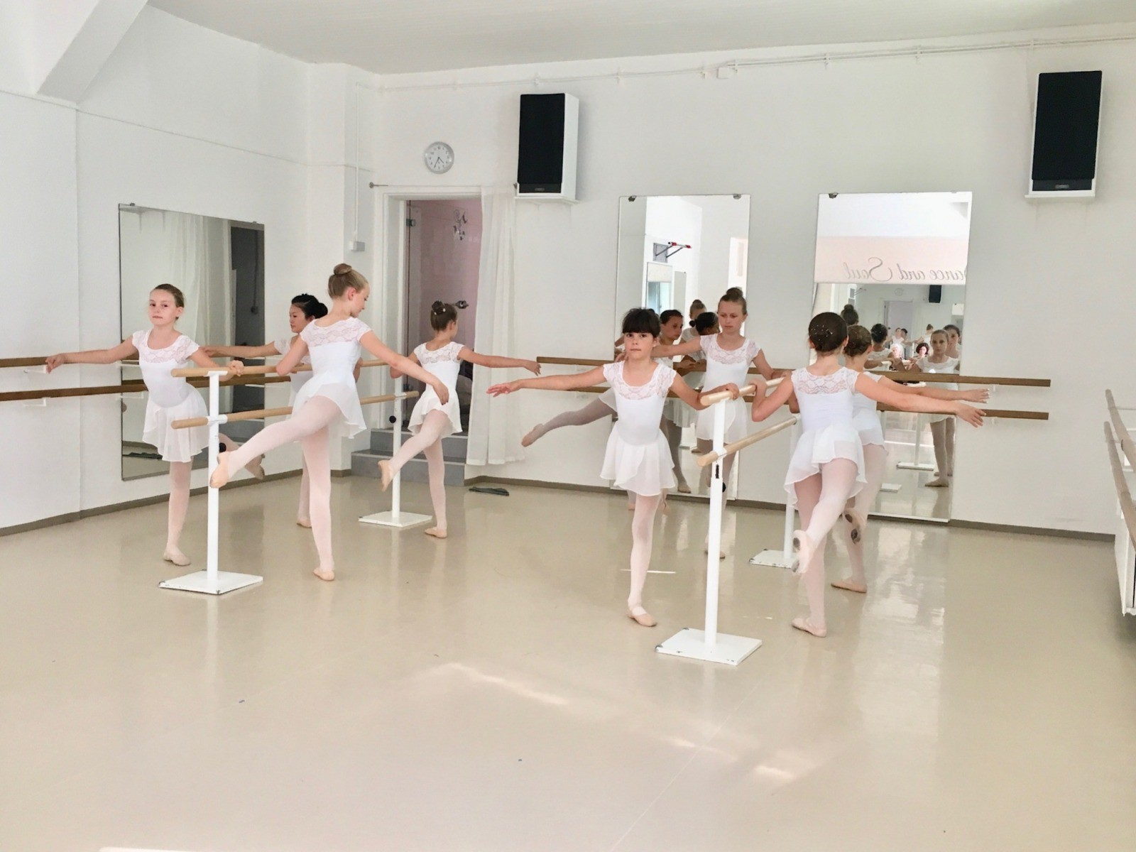 Dance and Soul, Training 2018, Teenyballett, Natalie Galitski
