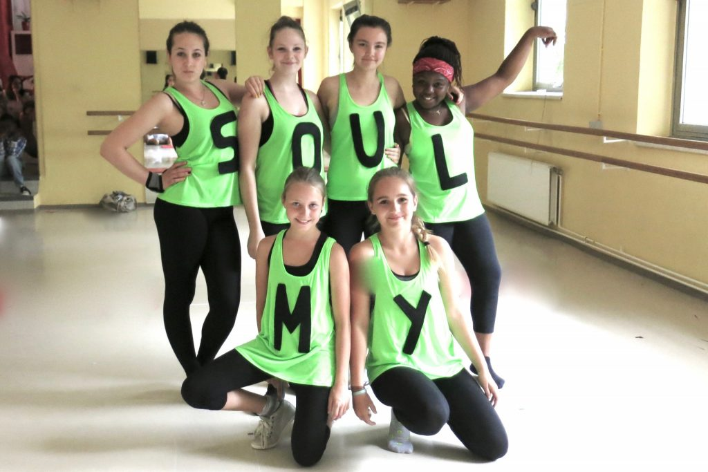 Hip Hop Teens, Ballettschule Dance and Soul