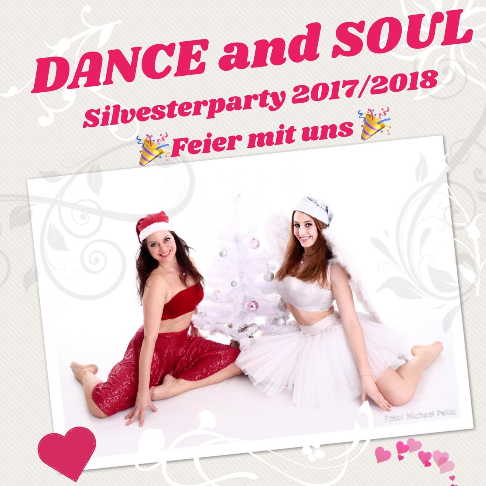 Dance and Soul, Silvesterparty 2017/2018