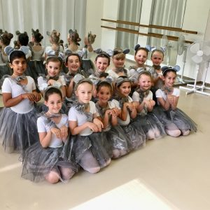 Dance and Soul, Elternzuschautag, Kinderballett I