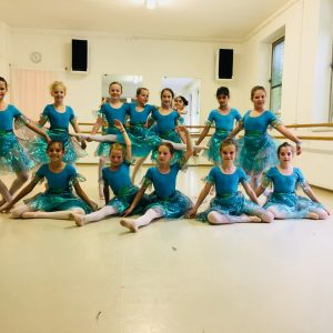 Dance and Soul, Elternzuschautag, Kinderballett II