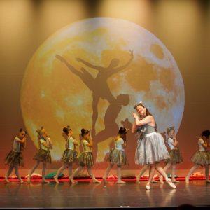 Jubiläumsgala Dance and Soul, Natalie Galitski, Mäusemama und ihre Mäuse
