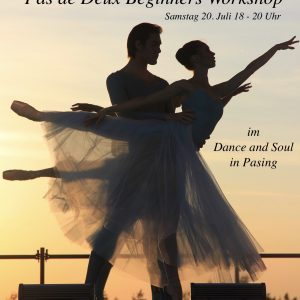 Dance and Soul, Pas de Deux Beginners Workshop Profilbild