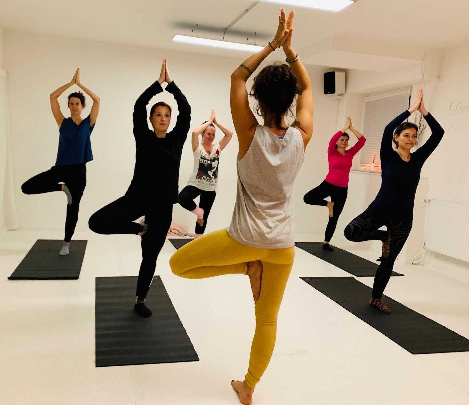 Dance and Soul, Ballett- und Tanzschule, Yoga, Pasing