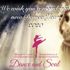 Dance and Soul, Natalie Galitski, Happy New Year 2020